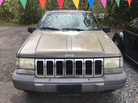 1997 Jeep Grand Cherokee for sale in Lehighton, PA
