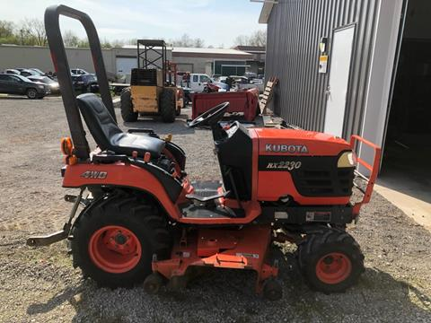 2005 Kubota BX2230 for sale in New Paris, IN