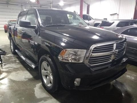 2013 RAM Ram Pickup 1500 for sale in New Paris, IN