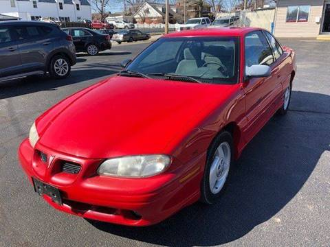1997 Pontiac Grand Am for sale in Quincy, IL