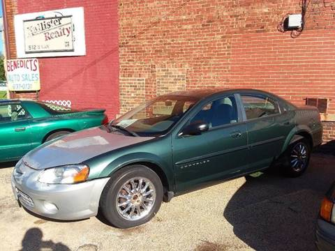 2001 Chrysler Sebring for sale in Peoria IL