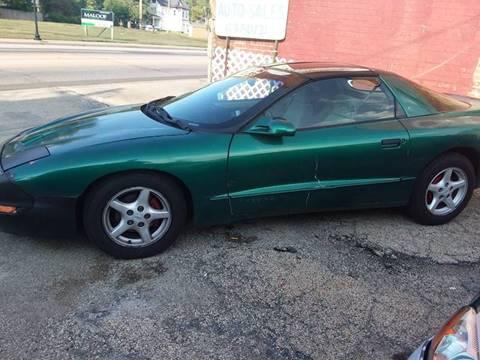 1997 Pontiac Firebird for sale in Peoria IL