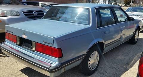 Chevrolet celebrity for sale