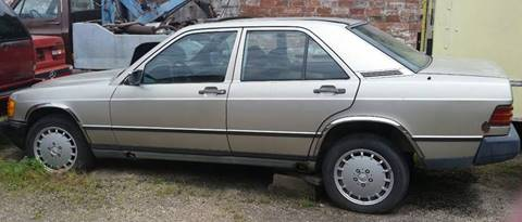 1985 Mercedes-Benz 190-Class for sale in Peoria, IL