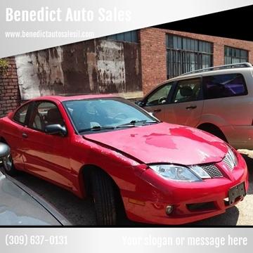 2004 Pontiac Sunfire for sale in Peoria, IL