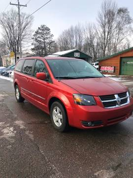 2008 Dodge Grand Caravan for sale at ELITE AUTOMOTIVE in Crandon WI