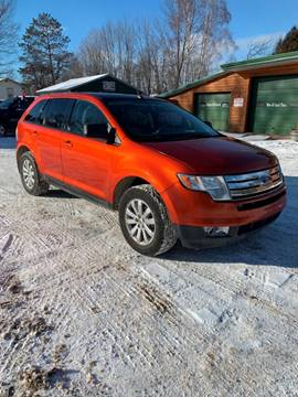 2007 Ford Edge for sale at ELITE AUTOMOTIVE in Crandon WI