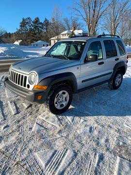 2007 Jeep Liberty for sale at ELITE AUTOMOTIVE in Crandon WI