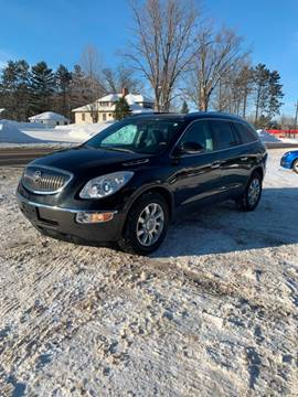 2011 Buick Enclave for sale at ELITE AUTOMOTIVE in Crandon WI