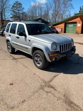 2004 Jeep Liberty for sale at ELITE AUTOMOTIVE in Crandon WI