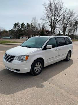 2010 Chrysler Town and Country for sale at ELITE AUTOMOTIVE in Crandon WI
