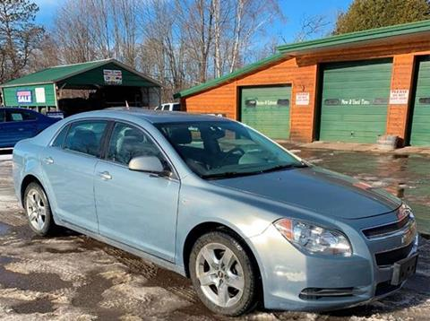 2008 Chevrolet Malibu for sale at ELITE AUTOMOTIVE in Crandon WI