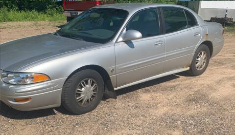 2003 Buick LeSabre for sale at ELITE AUTOMOTIVE in Crandon WI