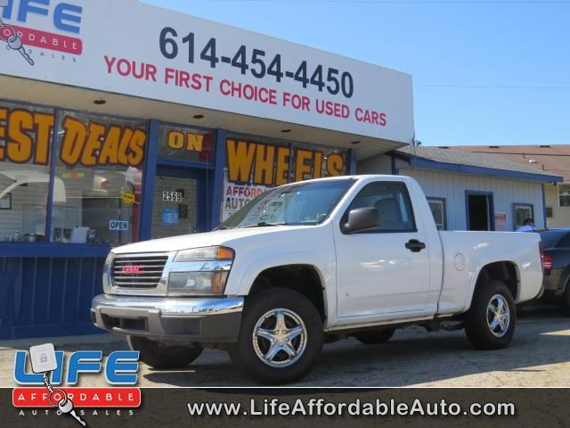 2007 GMC Canyon for sale at LIFE AFFORDABLE AUTO SALES in Columbus OH