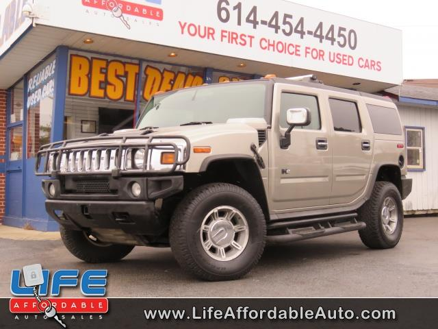 2003 HUMMER H2 for sale at LIFE AFFORDABLE AUTO SALES in Columbus OH