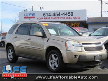 2006 Chevrolet Equinox for sale at LIFE AFFORDABLE AUTO SALES in Columbus OH