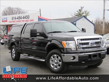 2013 Ford F-150 for sale at LIFE AFFORDABLE AUTO SALES in Columbus OH