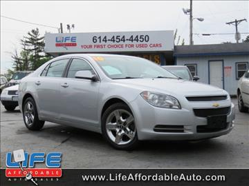 2010 Chevrolet Malibu for sale at LIFE AFFORDABLE AUTO SALES in Columbus OH