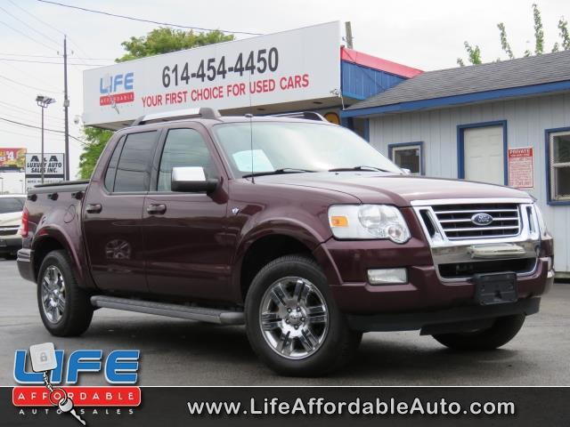 2007 Ford Explorer Sport Trac for sale at LIFE AFFORDABLE AUTO SALES in Columbus OH