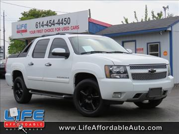 2008 Chevrolet Avalanche for sale at LIFE AFFORDABLE AUTO SALES in Columbus OH