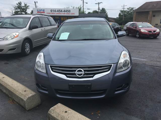 Superior 2012 Nissan Altima For Sale At LIFE AFFORDABLE AUTO SALES In Columbus OH
