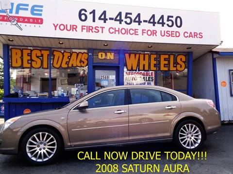 2008 Saturn Aura for sale in Columbus, OH