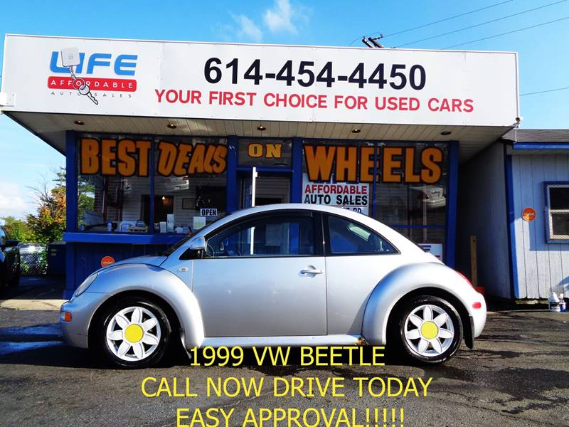 1999 Volkswagen New Beetle for sale at LIFE AFFORDABLE AUTO SALES in Columbus OH