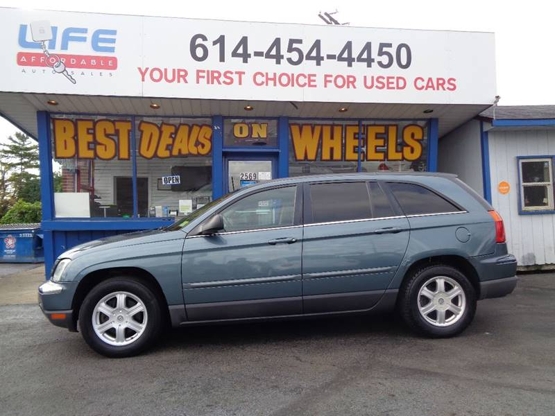 2006 Chrysler Pacifica for sale at LIFE AFFORDABLE AUTO SALES in Columbus OH