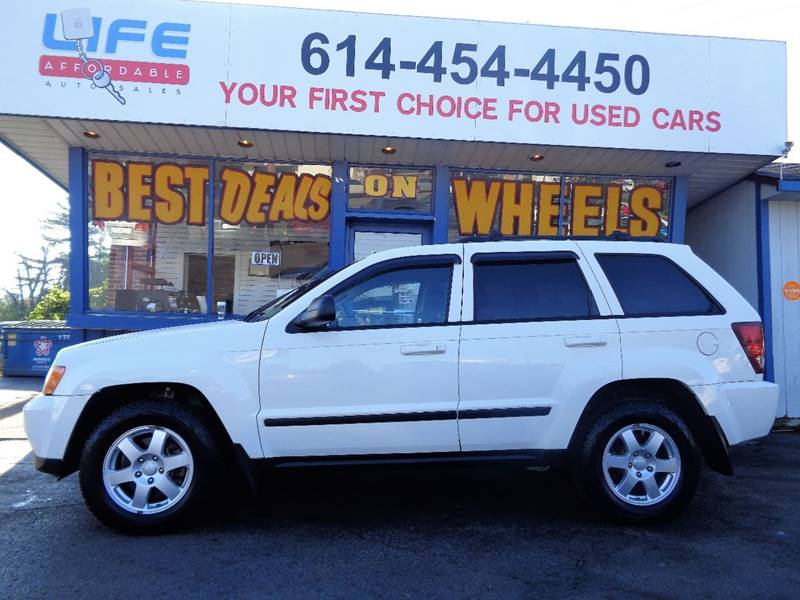 2009 Jeep Grand Cherokee Laredo In Columbus OH - LIFE AFFORDABLE ...