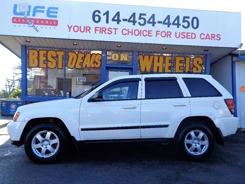 2009 Jeep Grand Cherokee for sale at LIFE AFFORDABLE AUTO SALES in Columbus OH