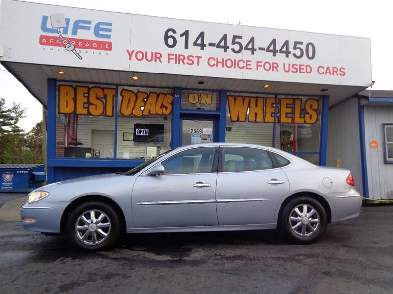 Buick LaCrosse CXL In Columbus OH LIFE AFFORDABLE AUTO SALES - Buick columbus ohio