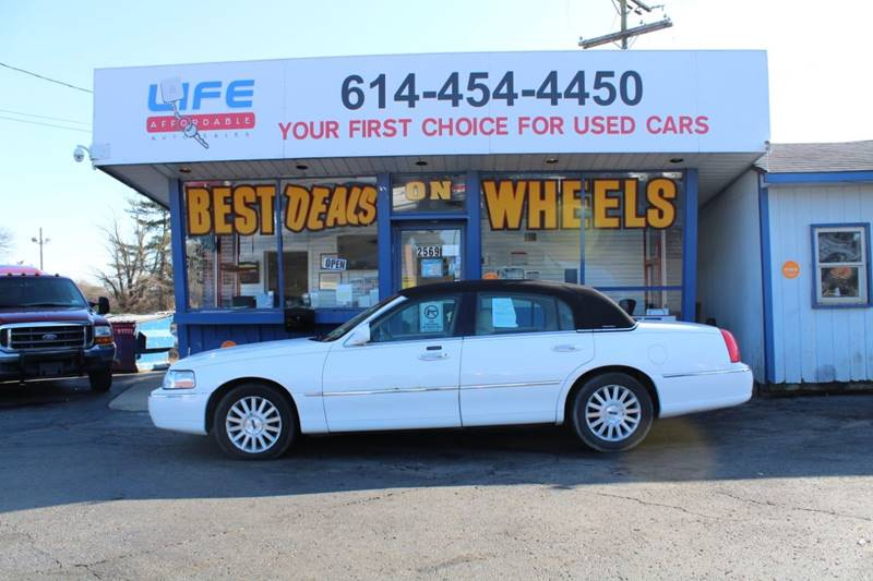 2004 Lincoln Town Car Signature In Columbus Oh Life Affordable