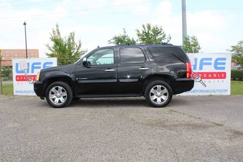 2008 GMC Yukon for sale in Columbus, OH
