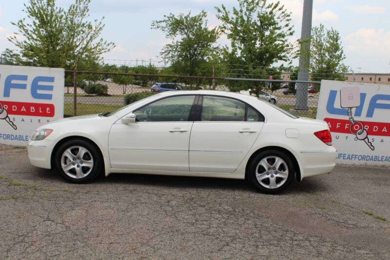 2005 Acura RL for sale at LIFE AFFORDABLE AUTO SALES in Columbus OH