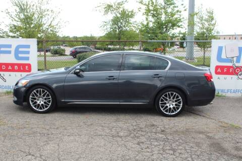 2008 Lexus GS 350 for sale at LIFE AFFORDABLE AUTO SALES in Columbus OH