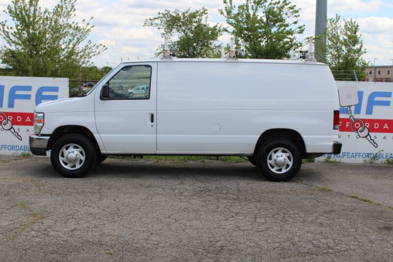 2010 Ford E-Series Cargo for sale at LIFE AFFORDABLE AUTO SALES in Columbus OH
