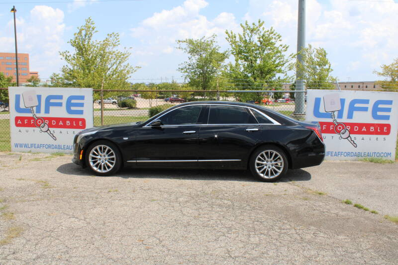 2018 Cadillac CT6 for sale at LIFE AFFORDABLE AUTO SALES in Columbus OH