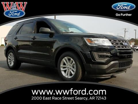 2017 Ford Explorer for sale in Searcy, AR