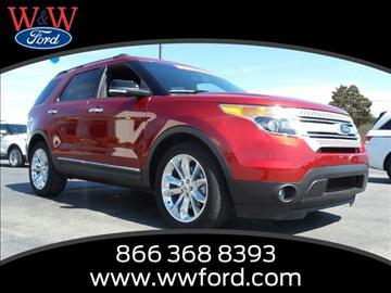2014 Ford Explorer for sale in Searcy, AR