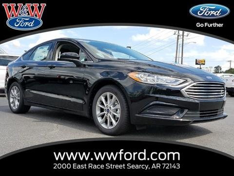 2017 Ford Fusion for sale in Searcy, AR