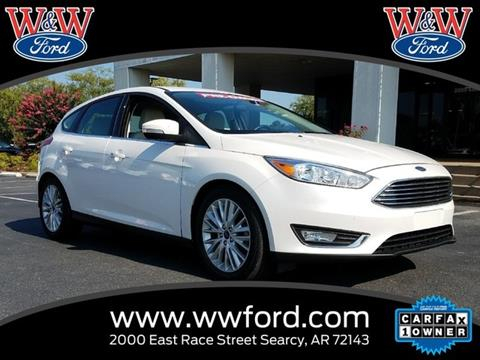2016 Ford Focus for sale in Searcy, AR