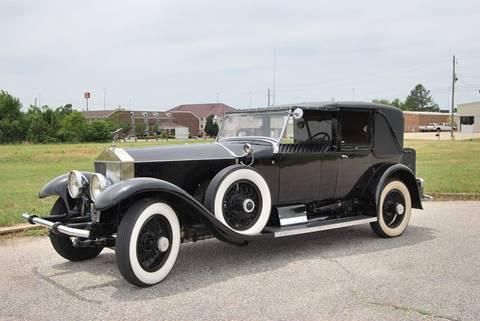 1926 Rolls-Royce Phantom
