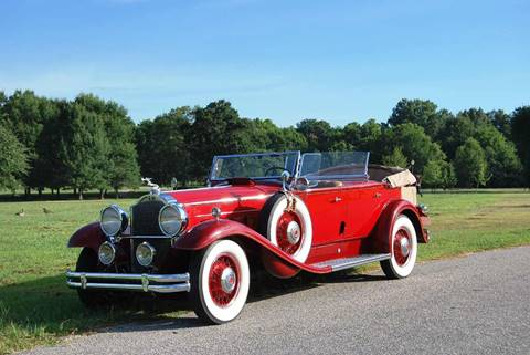 1931 Packard Super Eight