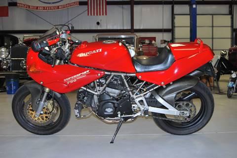 1993 Ducati 750 SS