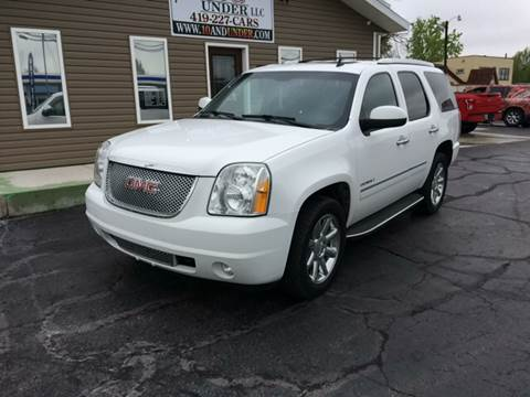 2010 GMC Yukon for sale at KEITH JORDAN'S 10 & UNDER in Lima OH