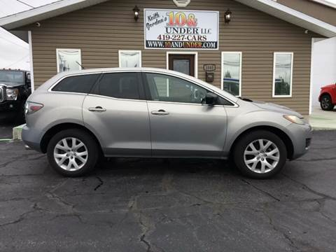 2007 Mazda CX-7 for sale at KEITH JORDAN'S 10 & UNDER in Lima OH