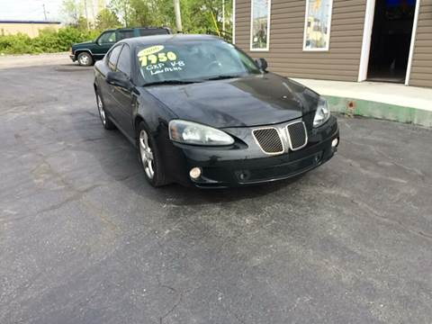 2006 Pontiac Grand Prix for sale at KEITH JORDAN'S 10 & UNDER in Lima OH