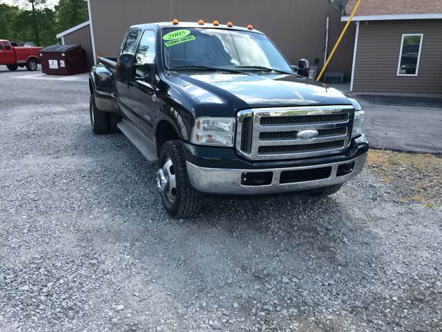 2005 Ford F-350 Super Duty for sale at KEITH JORDAN'S 10 & UNDER in Lima OH