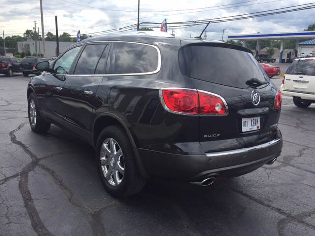 2008 Buick Enclave for sale at KEITH JORDAN'S 10 & UNDER in Lima OH