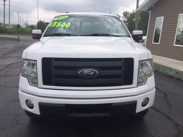 2010 Ford F-150 for sale at KEITH JORDAN'S 10 & UNDER in Lima OH